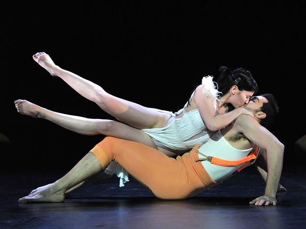 Порно онлайн балет секс